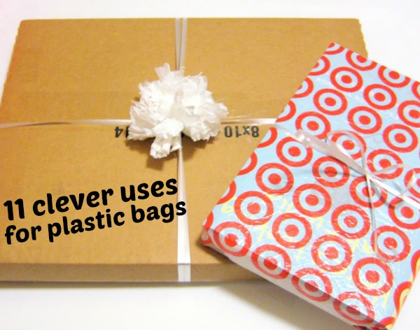 reuse plastic bags