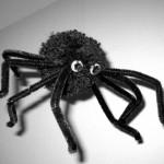 Halloween C.R.A.F.T. #1: Pom Pom Spider