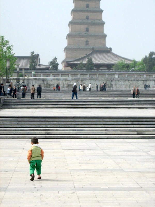Babies in China