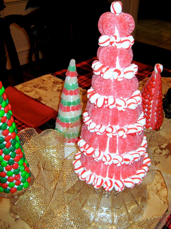 DIY Candy tree