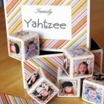 D.I.Y. Gift #3: personalized games