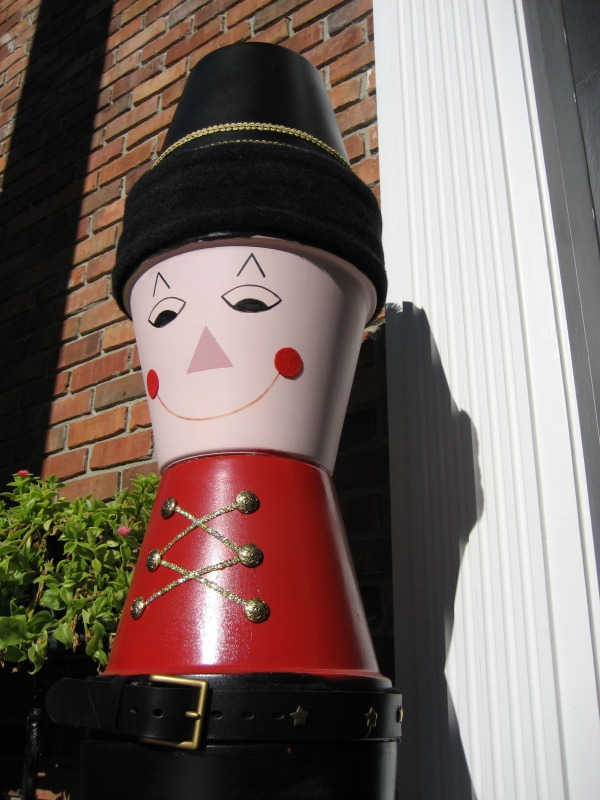DIY Pot Soldier