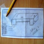 C.R.A.F.T. #71: Suspended Desk- Part 1