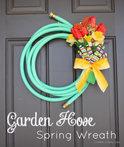 DIY Spring wreath ideas