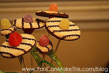 DIY Candy cookies