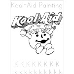 kid c.r.a.f.t. #19: Kool Aid Painting