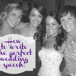 Maid of Honor Speech How To