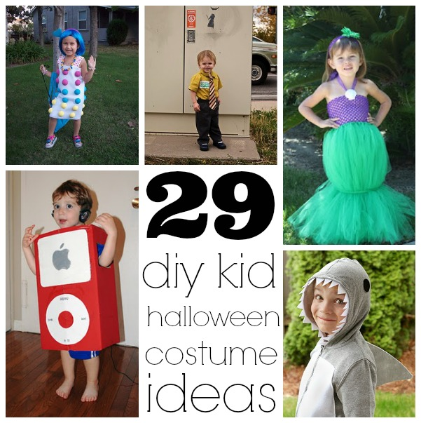 29 DIY kid costume ideas