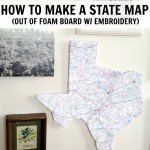 C.R.A.F.T. #91: TX State Map Love