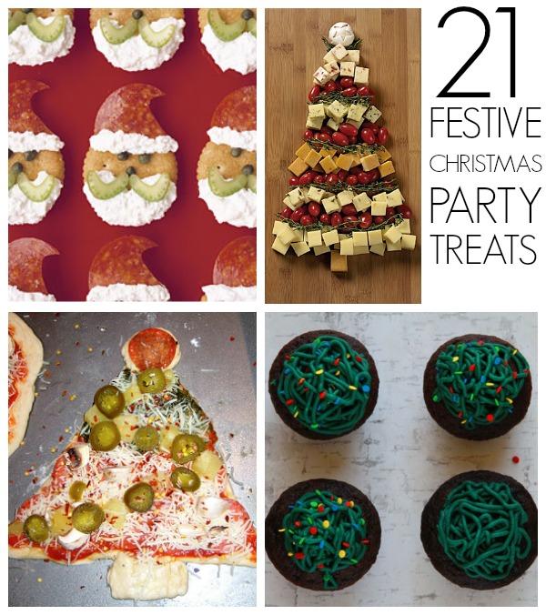 Christmas Book Club Food Ideas
