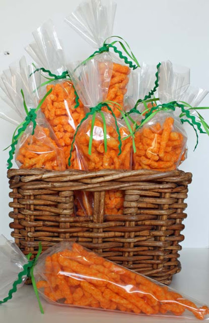 Cheetos carrots