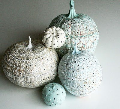 Unique Pumpkin decorating ideas