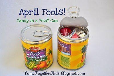 April fools prank