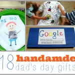 18 Handmade Dad's Day Gift ideas