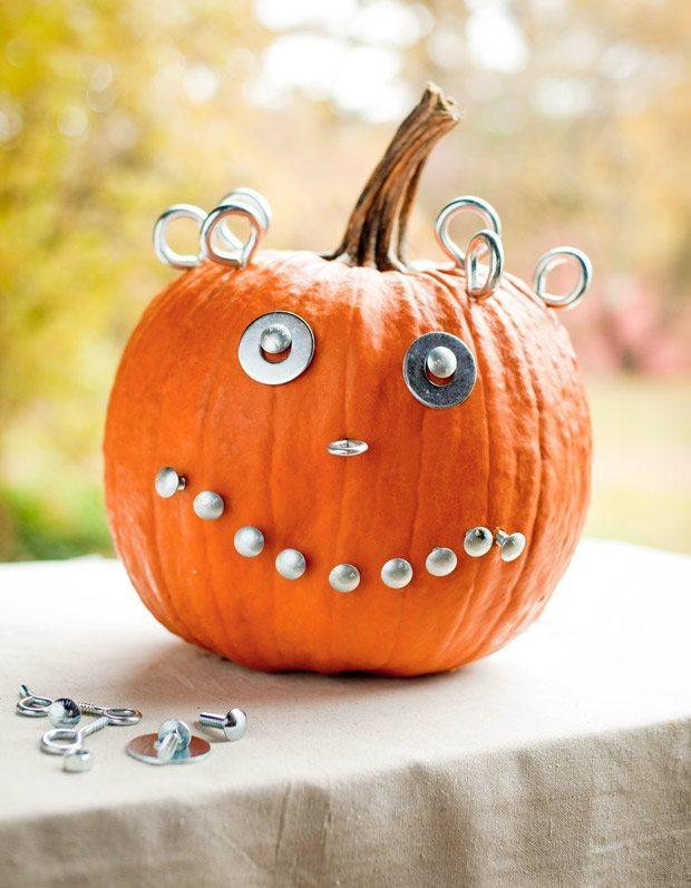 20 unique pumpkin carving ideas c r a f t - Decoration citrouille pour halloween ...
