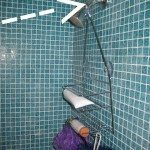 3 Tricks Thursday (shower caddy, shade, and pictures)