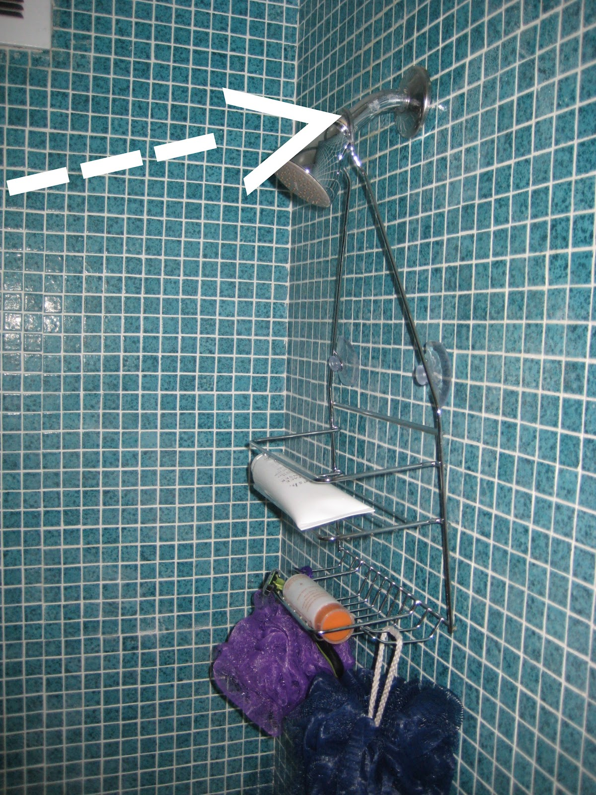 3 Tricks Thursday Shower Caddy Shade