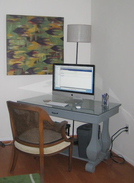 Jamie Dorobek Office Nook