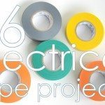 16 Vinyl Electrical Tape Projects