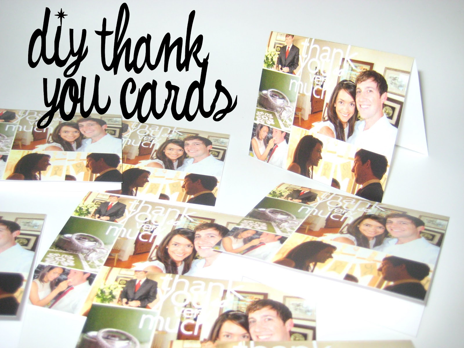 Thank You Cards C R A F T