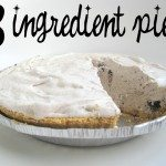 3 ingredient pie