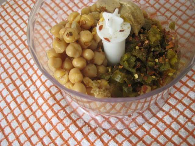 how to make jalapeno hummus