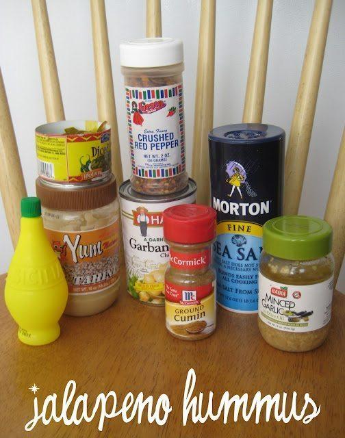 jalapeno hummus ingredients
