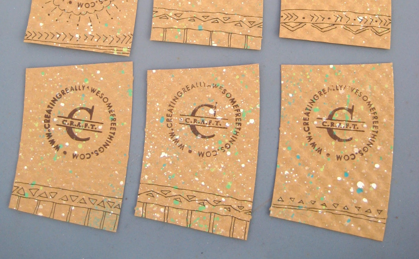 Coffee sleeve business cards craft diy business cards reheart Choice Image
