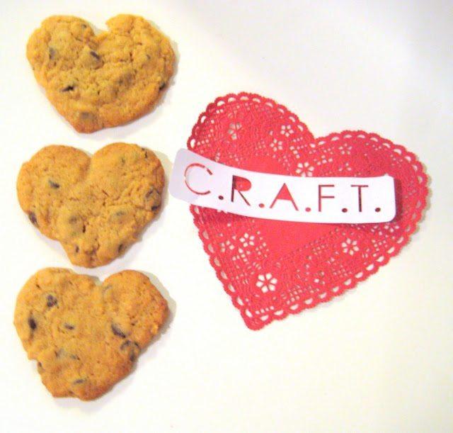 Edible hearts