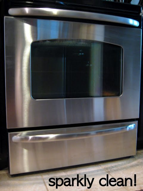 How To Clean Stainless Steel Applicances C R A F T