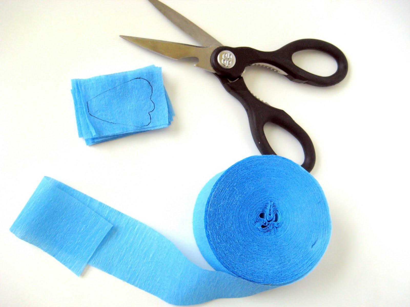 Craft 80 Diy Tissue Paper Flowers Craft