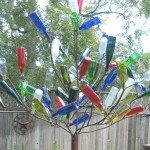DIY Bottle Tree