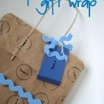 C.R.A.F.T. # 88: Personalized Recycled Gift Wrap