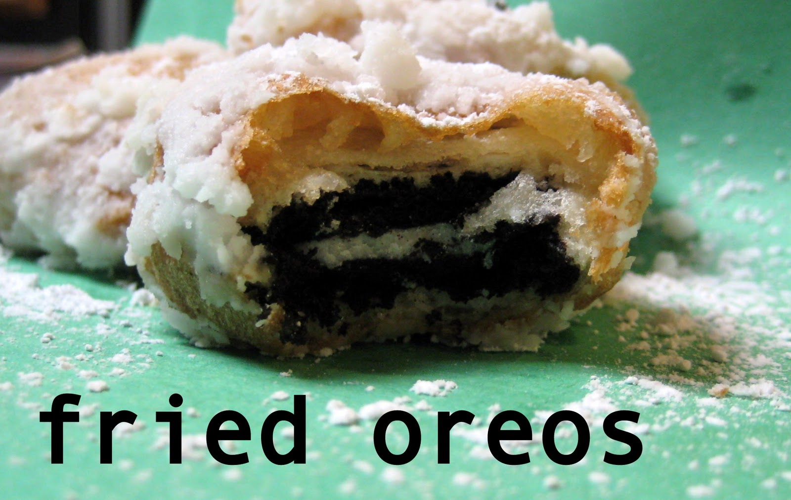 Fried Oreos Recipe With Funnel Cake Mix