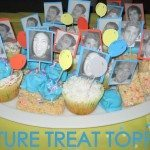 C.R.A.F.T. #90: Photo Cupcake Toppers