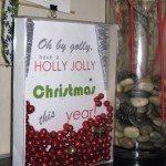 Christmas C.R.A.F.T.#13: Holly Jolly Freebie