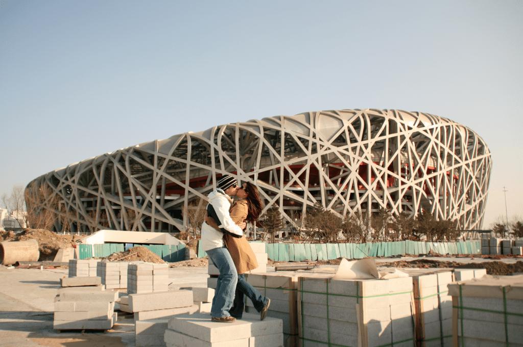 Beijing, China Bird's Nest