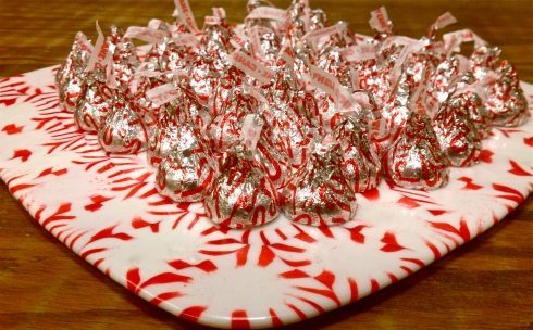simple christmas crafts - Christmas Candy Crafts