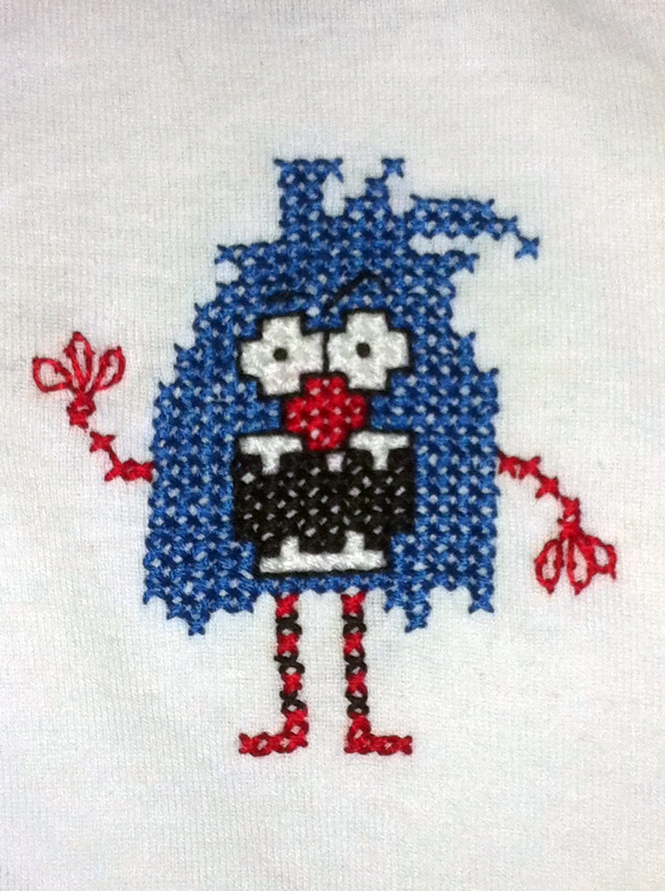 How To Make A Cross Stitch Pattern Simple Decorating Ideas