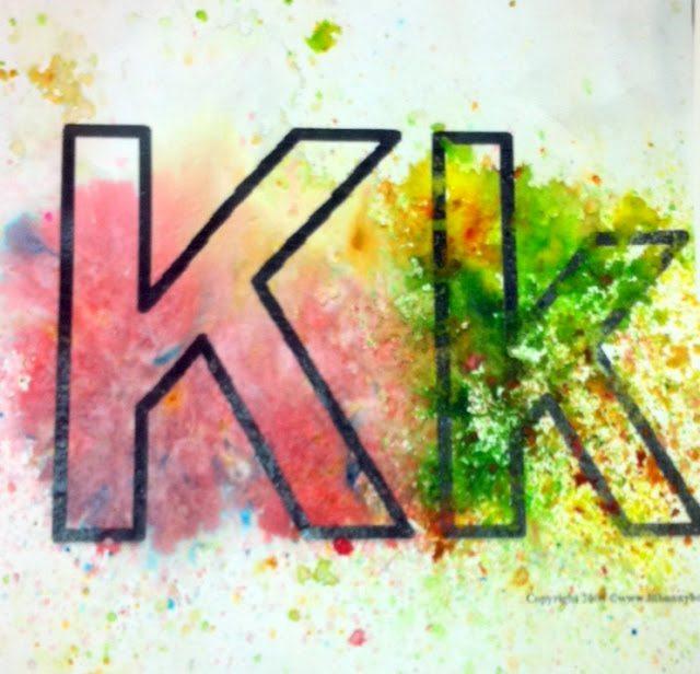 kid c.r.a.f.t. #19: Kool Aid Painting - C.R.A.F.T.