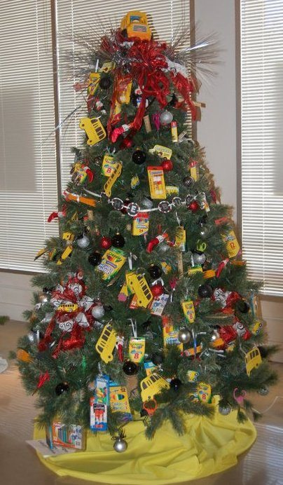 Christmas tree ideas theme c r a f t