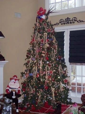 Upside Down Christmas Tree Tradition
