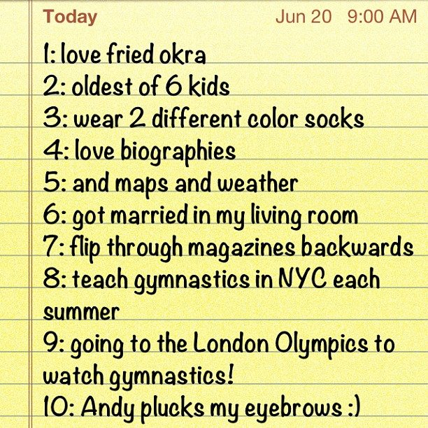 List Of Questions About Me For Instagram | www.imgkid.com ...