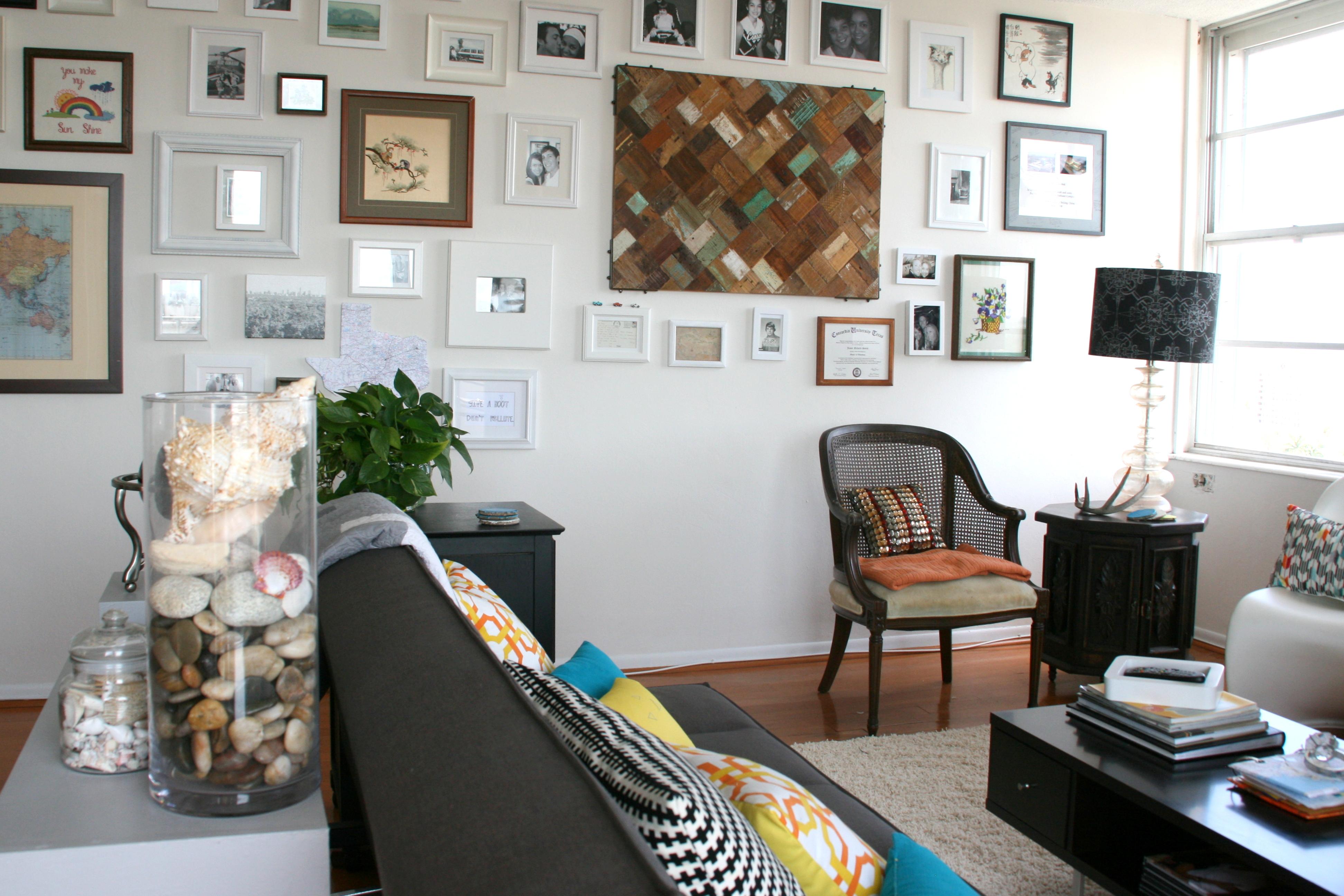 Amazing home decor for living room
