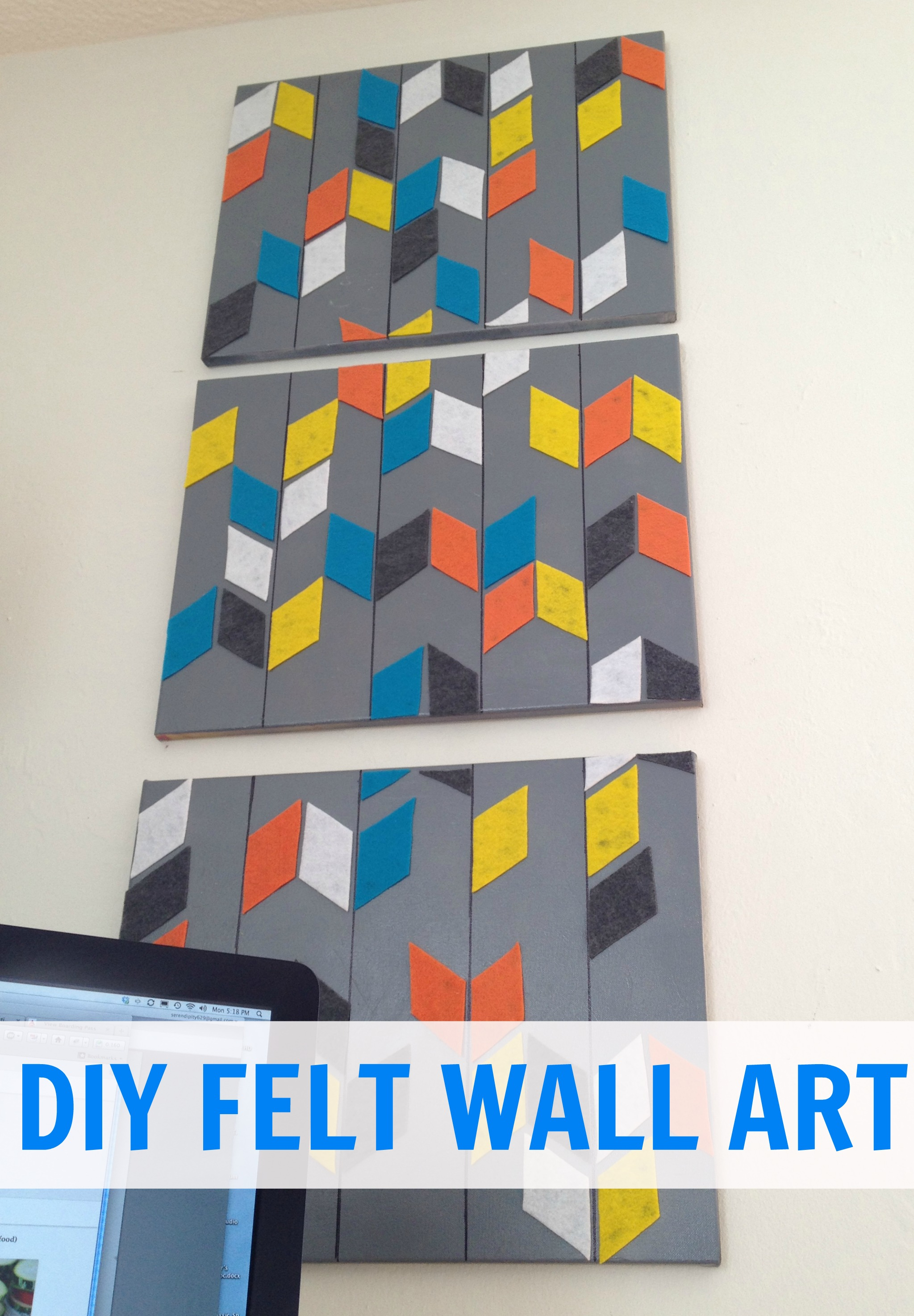 diy wall art & DIY wall art perfect for a rental - C.R.A.F.T.