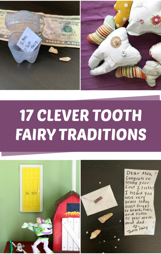 17 Tooth fairy notes and traditions