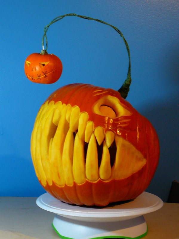 Clever pumpkin carving ideas c r a f t
