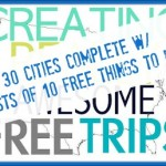 Creating Really Awesome Free Trips Round Up