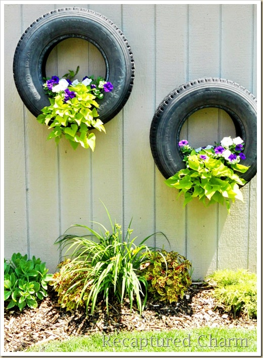 22 Tire Crafts Craft
