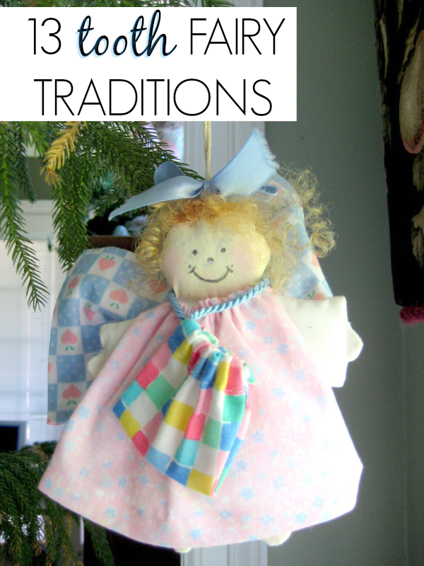 Tooth fairy traditions